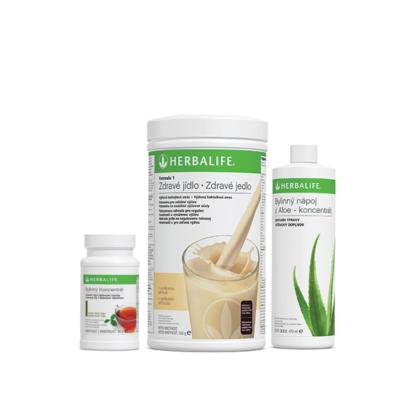 Herbalife zdravé raňajky