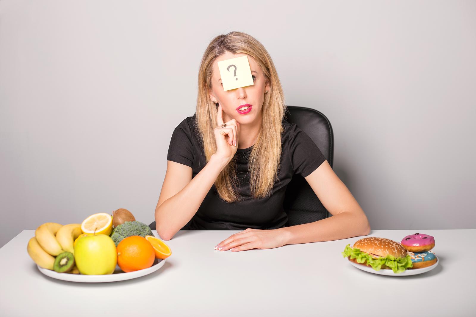 Žena má dilemu aké sacharidy si má dať