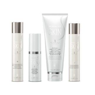 SKIN kozmetika - Zakladna sada (Normalna az sucha plet)