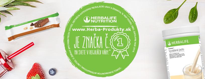 Herbalife je cislo jedna v regulacii vahy